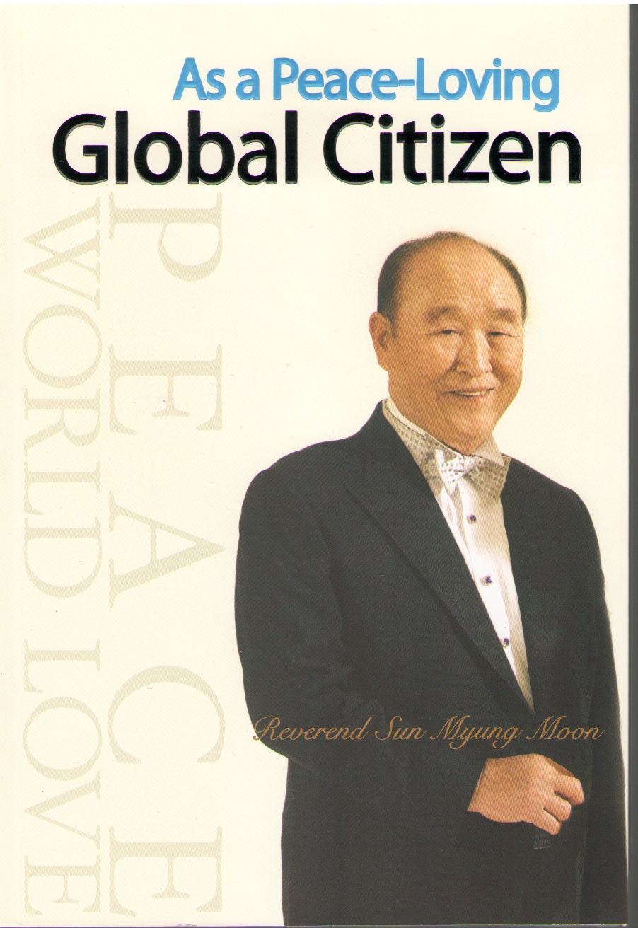 Sun Myung Moon autobiography